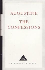 The Confessions par Saint Augustine