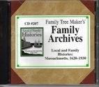 Local and Family Histories: Massachusetts,…