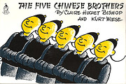 The Five Chinese Brothers (Paperstar) de…