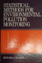 Statistical Methods for Environmental…