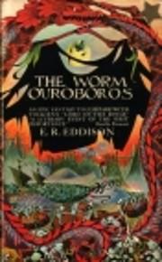 The Worm Ouroboros av E. R. Eddison