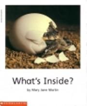 What's Inside? por Mary Jane Martin
