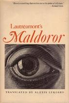 Maldoror by Comte de Lautréamont
