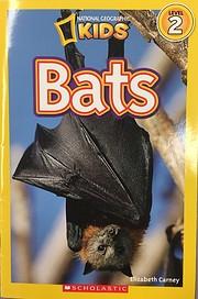 National Geographic Kids: Bats Level 2 de…
