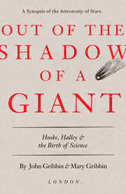 Out of the Shadow of a Giant: Hooke, Halley,…