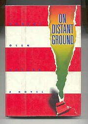 On distant ground : a novel por Robert Olen…