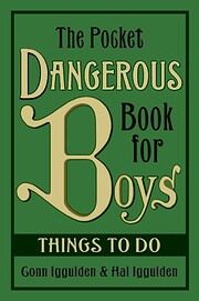 The Pocket Dangerous Book for Boys: Things…