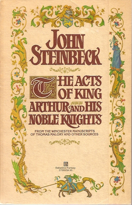 The Acts of King Arthur and His Noble Knights… | Folio | TinyCat