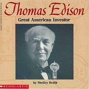 Thomas Edison: Great American Inventor av…