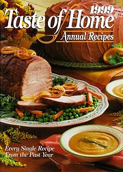 1999 Taste of Home Annual Recipes af Pohl…