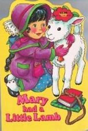Mary Had a Little Lamb de Playmore Inc