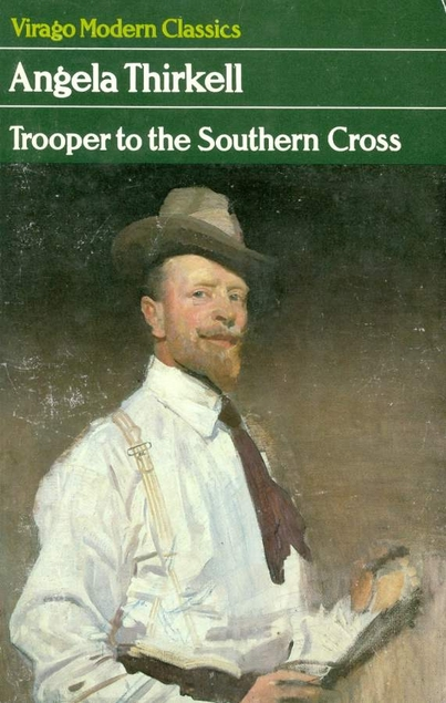 Trooper to the Southern Cross cover
