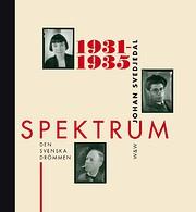 Spektrum 1931-1935 : den svenska…