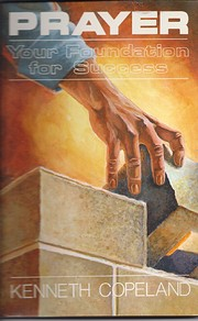 Prayer Your Foundation for Success -1983…