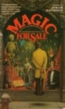 Magic For Sale by Avram Davidson