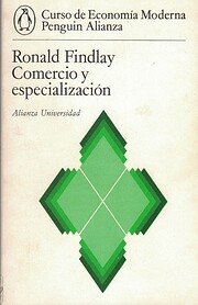 Trade and specialization de Ronald Findlay