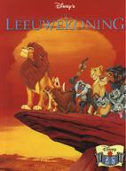 Disney's De Leeuwekoning by Sparky Moore