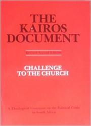 Kairos: Three Prophetic Challenges to the…