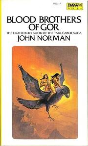 Blood Brothers of Gor por John Norman