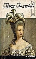 Maria Antonieta by C. Verdejo