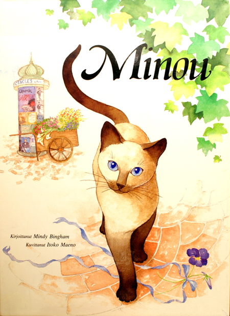 Minou cover