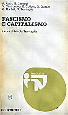 Fascismo e capitalismo by Nicola Tranfaglia