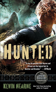 Hunted: The Iron Druid Chronicles, Book Six…