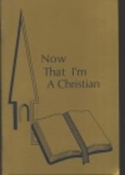 Now That I'm a Christian av R. B. Sweet