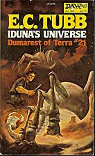 Iduna's Universe Dumarest of Terra #21 by E.…