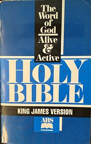 Holy Bible: The Word of God Alive & Active…