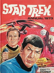Star Trek Annual 1973 por As seen on BBC Tv
