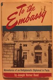 To the embassy – tekijä: Joseph Verner…