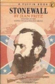 Stonewall de Jean Fritz