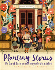 Planting Stories: The Life of Librarian and…