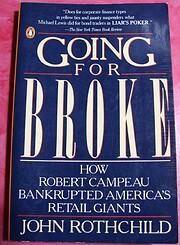 Going for Broke av John Rothchild