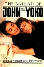 The Ballad of John and Yoko by Jonathan Cott