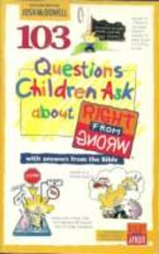 103 Questions Children Ask About Right From…
