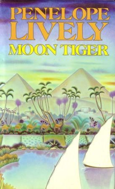 Moon Tiger cover