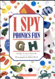 I Spy Phonics Fun: G H