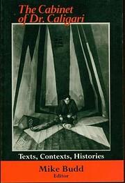 Cabinet Of Dr. Caligari por Michael Budd
