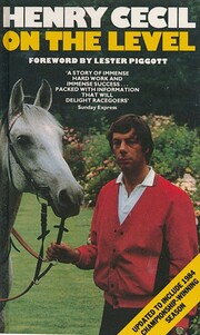 On the level by Henry Cecil