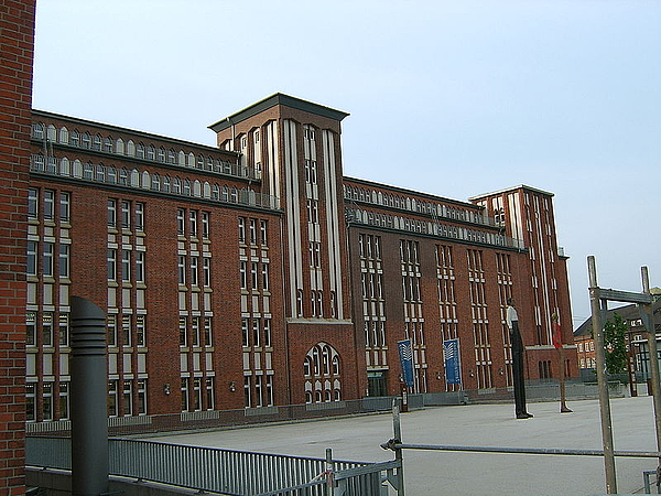 Zentralbibliothek Hamburg