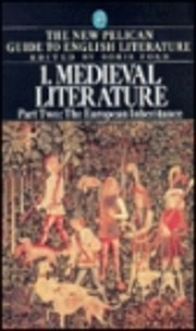 Medieval literature : the European…