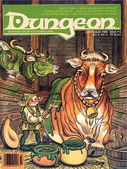 Dungeon Magazine #12 de Barbara G. Young