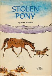 Stolen Pony de Glen Rounds
