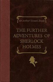 The Further Adventures of Sherlock Holmes af…