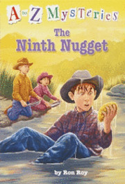 The Ninth Nugget (A to Z Mysteries #14) af…