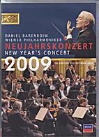 New Year's Concert 2009, Wiener…