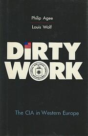 Dirty work: The CIA in Western Europe av…