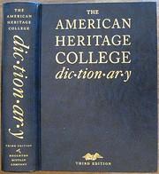 The American Heritage College Dictionary av…